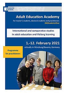 Programme of the Adult Education Academy 2021 for practitioners