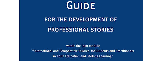 INTALL Guide for the development of professional Stories
